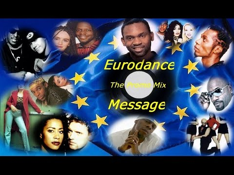 EURODANCE 90s MESSAGE - The Promo Mix with Meaning! feat; Dr Alban, Ice Mc & Many More