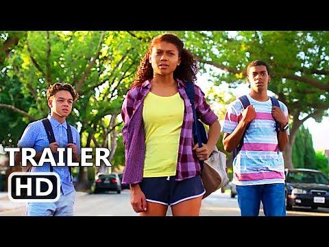 Video trailer för ON MY BLOCK Official Trailer (2018) Netflix Teen Comedy HD