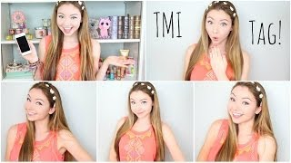 TMI Tag! | Meredith Foster