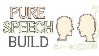 SKYRIM - Pure Speech Build - Single Skill Series