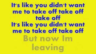 Chipmunk ft. Trey Songz - Take off ( Lyrics)
