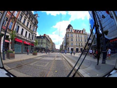 Silesia Trams - Tramwaje Śląskie | Linia 6 - Katowice