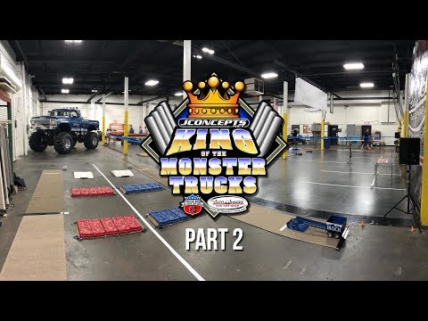 King Of The Monster Trucks 2018 - Part 2