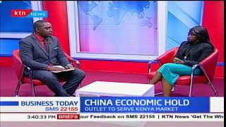 Business Today -21st December 2017 - Discussion; China Wu Yi to open supermarkets in Kenya