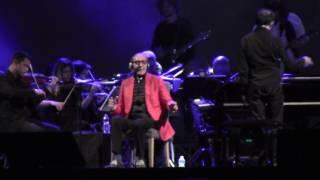 """""""No time no space"""" - Franco Battiato live @ Piazza del Plebiscito (Napoli) 05/06/2017"""