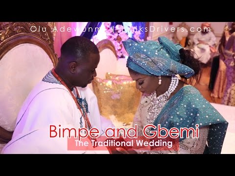 Bimpe and Gbemi: The Traditional Wedding