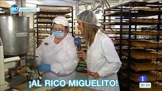 preview picture of video 'Miguelitos de La Roda en España Directo RTVE1'