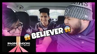 Imagine Dragons   Believer (Audio) Ft. Lil Wayne  Reaction!! They Killed It!!!