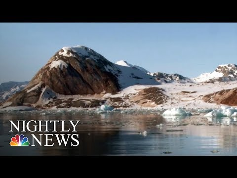 Rising Temperatures Have Major Impact On Life In The Arctic Circle | NBC Nightly News