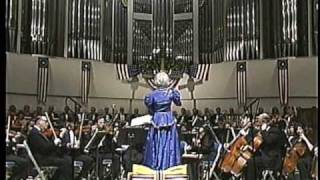 1812 Overture for Organ and Orchestra (Finale) - Diane Bish