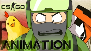[CS:GO Animation] Tick Tick Boom - COUNTER STRIKE Music Video