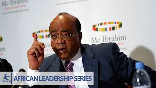 African Philanthropist Mo Ibrahim Embarrasses Every Old African President