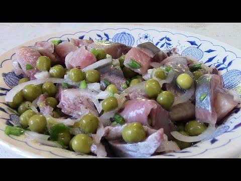 , title : 'Салат - закуска с селедочкой под водочку! Salad appetizer.'