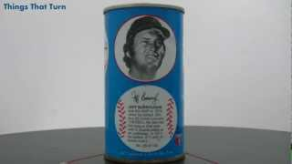 1978 #025 Royal Crown Cola Featuring Jeff Burroughs _ Museum Of Cans