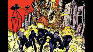 ANTHRAX   Jailbreak  THIN LIZZY COVER