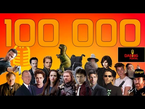 DABING PORTAL - 100.000 ODBĚRATELŮ