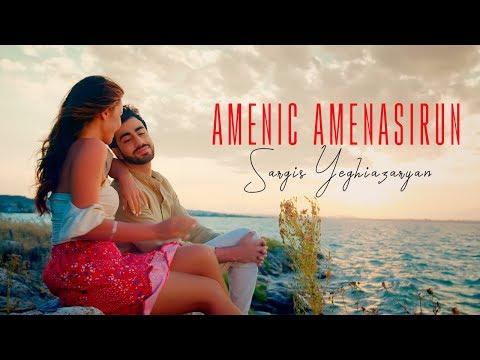 Sargis Yeghiazaryan - Amenic amenasirun
