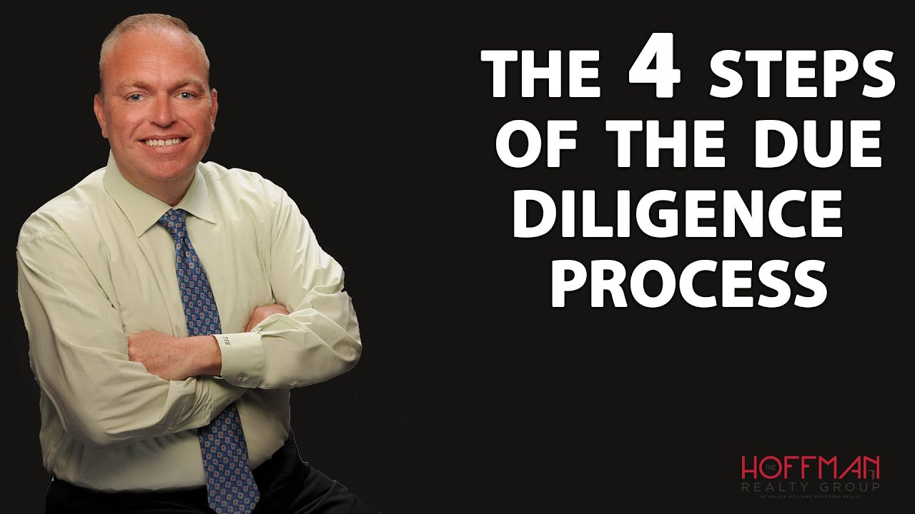 What Happens During the Due Diligence Process?