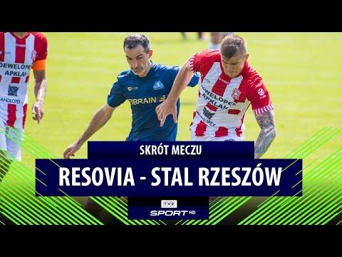 Derby Rzeszowa: Resovia - Stal Rzeszów 0-0, k. 7-6 [SKRÓT MECZU]
