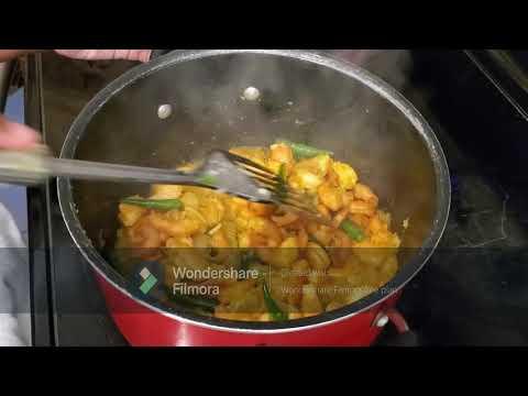 সুস্বাদু.. লতি চিংড়ি রান্নার রেসিপি.//.Delicious Loti & Shrimp Cooking Recipe..