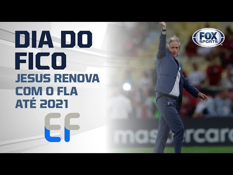 TUDO SOBRE O 'DIA DO FICO' DE JORGE JESUS! Veja o debate do 'Expediente Futebol'