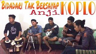 Bidadari Tak Bersayap (Koplo)   Anji Cover By GuyonWaton