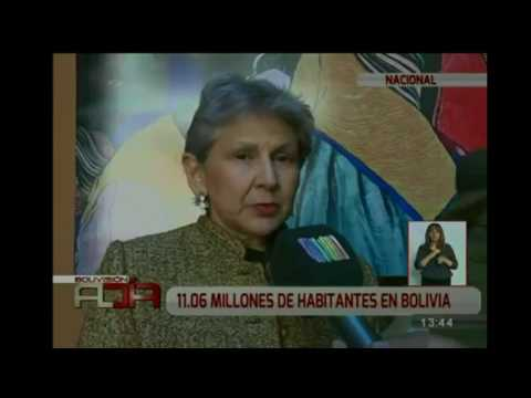 Bolivision noticiero DMP 17
