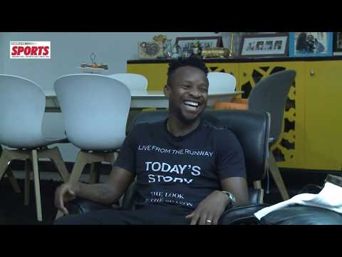 WATCH: Interview With Onazi Part 2