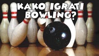 preview picture of video 'Kako igrati bowling (osnovna pravila)?'