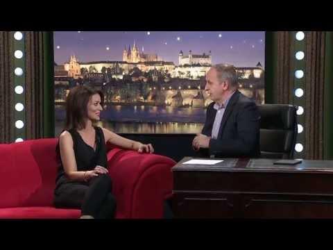 1. Adéla Gondíková - Show Jana Krause 10. 12. 2014