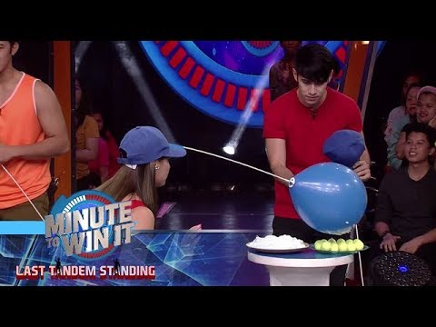 Deep Bait | Minute To Win It - Last Tandem Standing