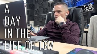 A Day In The Life Of TGV   Behind The Scenes Shooting A WatchBox Video