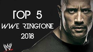 Top 5 Best WWE Ringtones 2018 |Download Now|