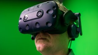 PROJECTIONS, Episode 37: HTC Vive Pro Hands-On Demo and Impressions! - Video Youtube