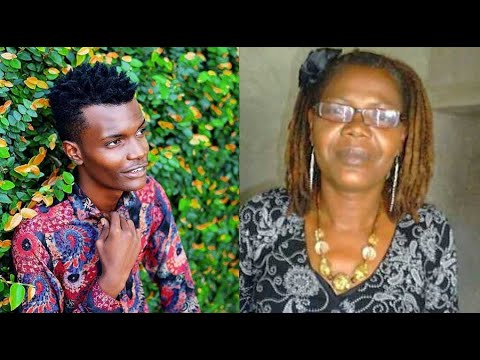 Tyler Mbaya remembers his late mother, actress Wanade