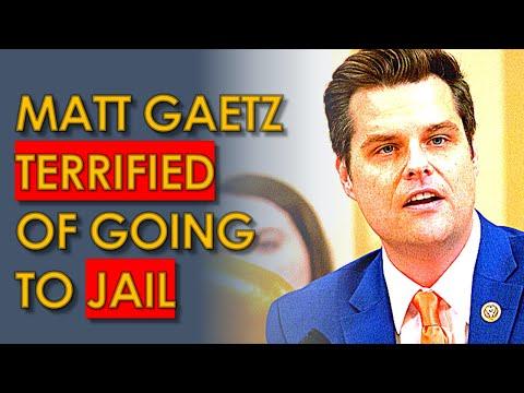Matt Gaetz SCREWED After Accomplice PLEADS GUILTY