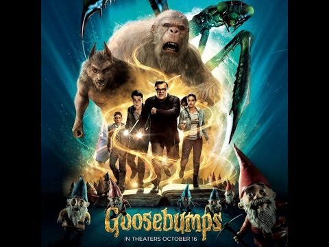 KIDS GOOSEBUMPS MOVIE REVIEW