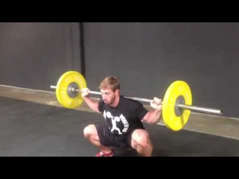 Snatch Press from Squat with Anthony Pomponio-JTSstrength.com