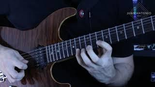 Progressive Rock Fusion Guitar Solo #2 | Quarantine Jams