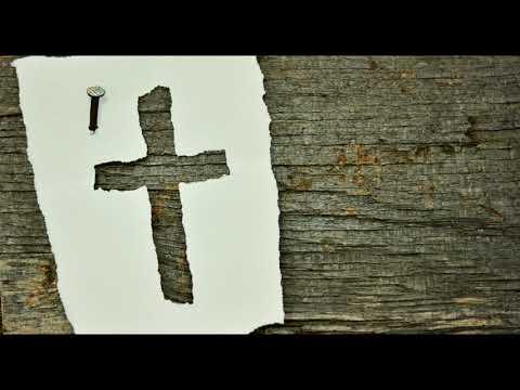 Holz auf Jesu Schulter