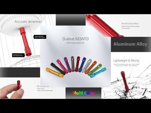 Алюминиевые стойки - Aluminum Alloy Multi Color Standoff