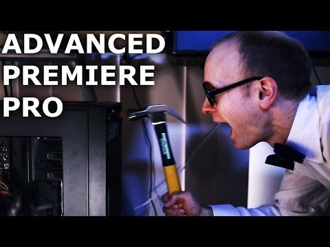 Advanced Editing in Adobe Premiere Pro