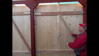 DONT Build BARN Doors UNTIL You Watch This VIDEO...EASY BARN DOORS