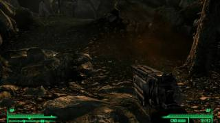 preview picture of video 'Fallout 3 Stuttering'