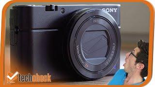Sony RX 100 Mark III im Test I Techcheck I 4K
