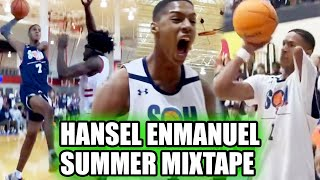 He's Going D1 With 1 Arm! Hansel Enmanuel DOMINATED Summer 2021   Official Mix 😱