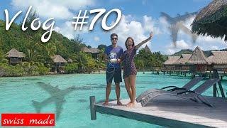 Ankunft in Bora Bora