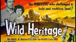 "Rod McKuen as actor in ""Wild Heritage"" (1958) [complete movie]"