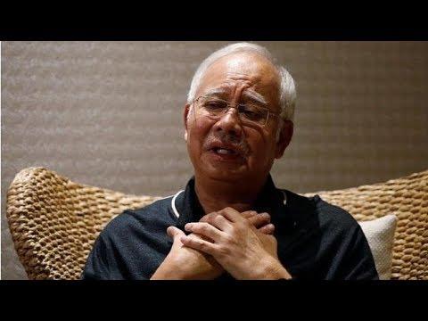 Mantan PM Malaysia Najib Razak Dituntut 20 Tahun Penjara untuk Masing-masing Dakwaan