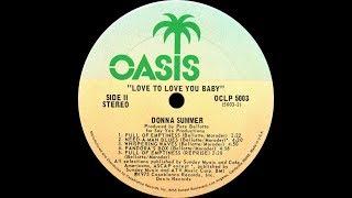 Donna Summer - Need A Man Blues (1975)